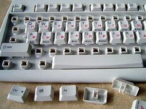 Як почистити клавіатуру?