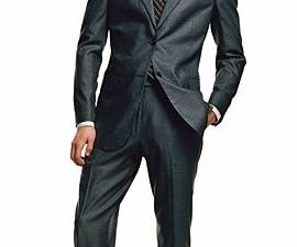 Як вибрати чоловічий діловий костюм