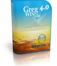 GregWinUKR 4.0 - Універсальний українізатор Windows XP