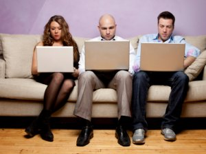 Спілкування в мережі (плюси і мінуси)