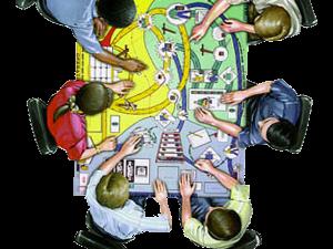 Чи корисні економічні настільні ігри?