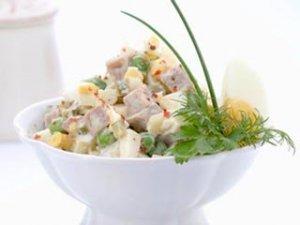 """Як приготувати салат """"Олів'є"""""""