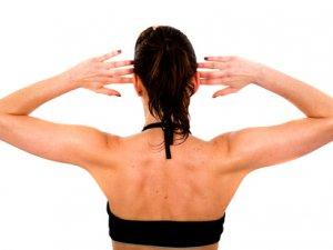 Як позбутися жиру зі спини?