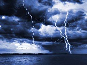 У які місця найчастіше вдаряє блискавка?