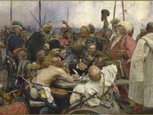 Лист запорожців турецькому султану