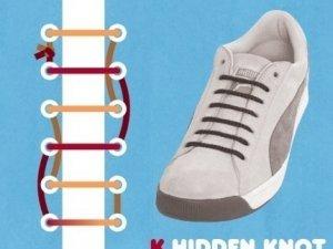 Цікаві способи шнурування кросівок