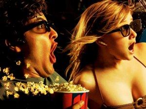 Коли ви дивитеся півторагодинний фільм, 15 хвилин ви пропускаєте через моргання