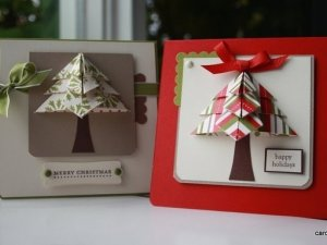 Як зробити Новорічну листвіку з ялинкою