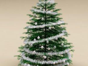 Як прикрасити новорічну ялинку 2012
