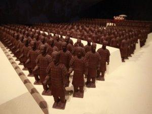 «Шоколадна країна чудес» в Шанхаї
