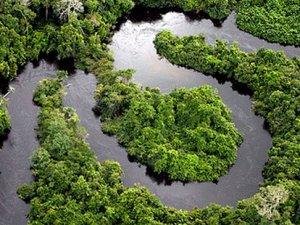 Під Амазонкою другої річки немає, хоча вода там є
