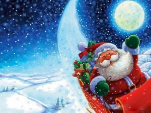 Як зветься Дід Мороз у різних країнах світу?