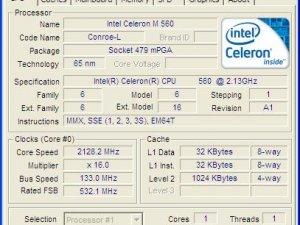 Як дізнатись потужність процесора
