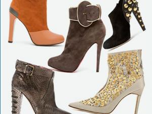 Значення модного взуття.