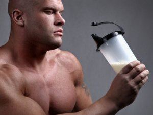 Готуємо протеїнові коктейлі