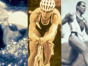 Бігаємо, плаваємо, крутимо педалі