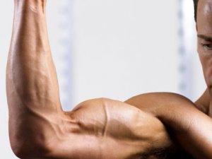 Як накачати м'язи рук