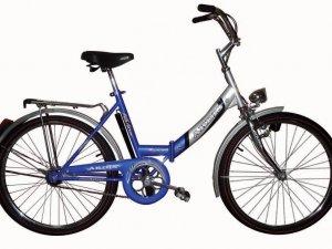Зручний велосипед