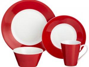 Червоний посуд допомагає схуднути