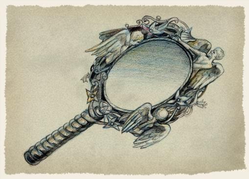 Де винайшли дзеркало
