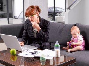Якщо молода мама хоче вийти на роботу