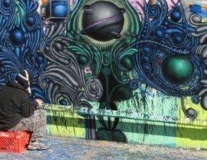 Графіті… мистецтво чи вандалізм?