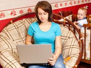 Як заробляти, сидячи в декретній відпустці?