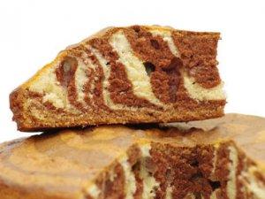 Як приготувати пиріг «Зебра»?