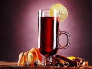 Як приготувати безалкогольний глінтвейн?