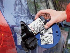 Як видалити воду з бензобаку?