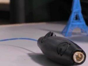 3D олівцем можна малювати прямо в повітрі