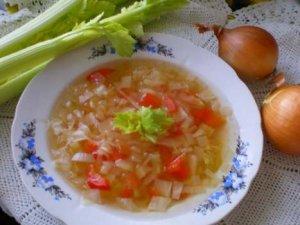 Як схуднути за допомогою супу із селери?