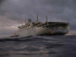 5 кораблів-примар
